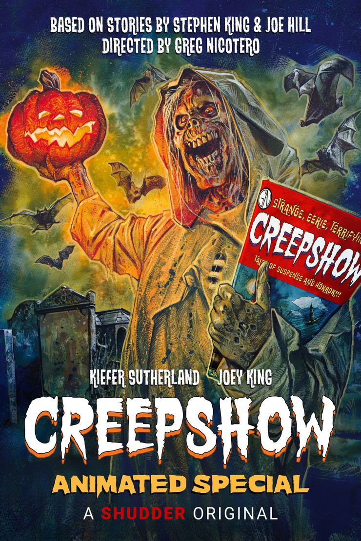 Creepshow Halloween Special Animated Poster2020