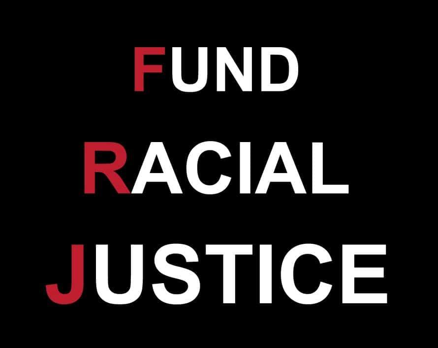 Fund Racial Justice Header