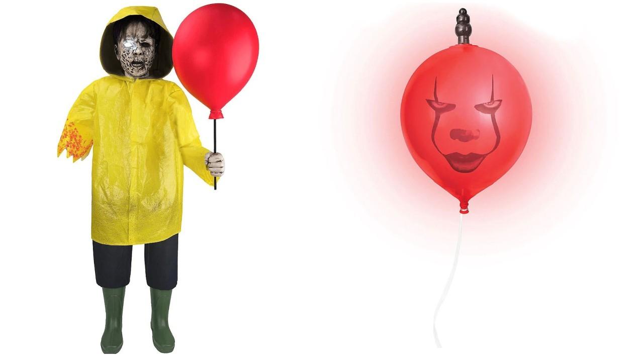 Halloween Georgie Ballonrouge