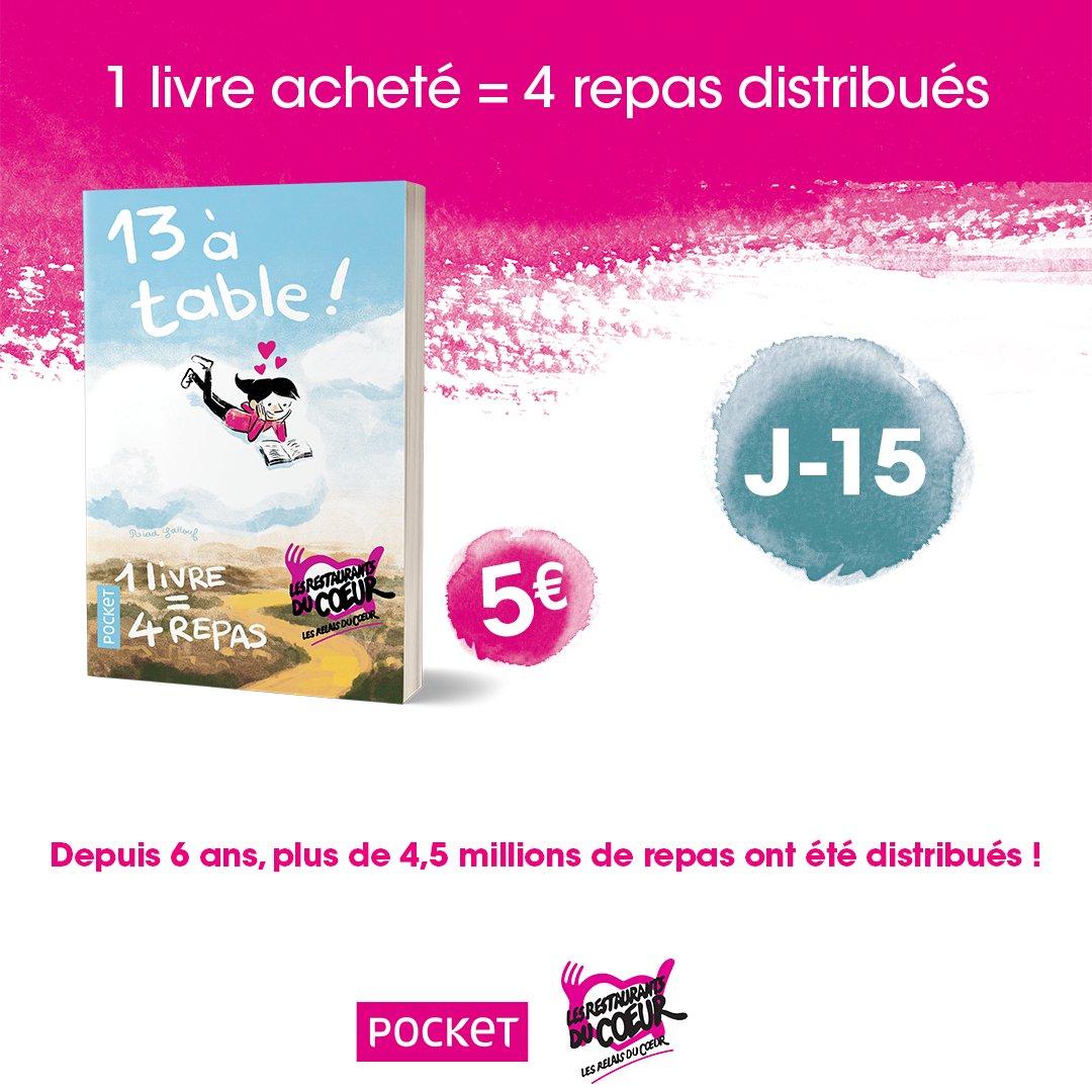 13atable2021 Livre Pocket Restosducoeur Square