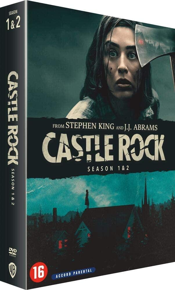Castlerock Saison1et2 Serie Dvd