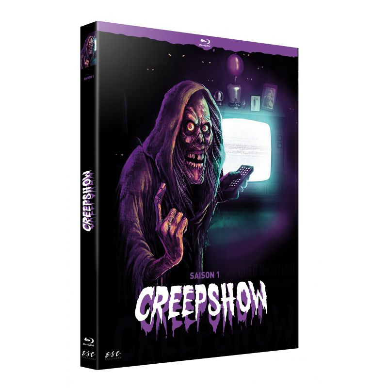Creepshow Saison 1 Serie Escdistribution Bluray