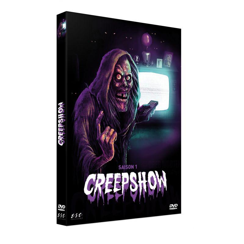 Creepshow Saison 1 Serie Escdistribution Dvd