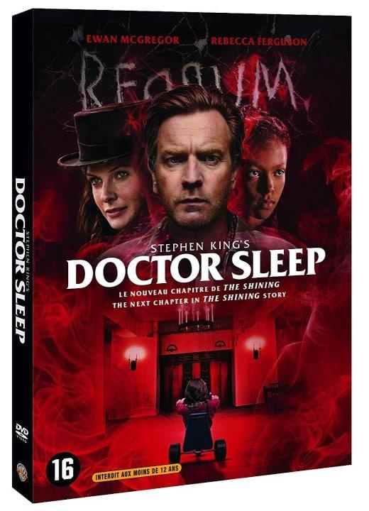 Doctorsleep Dvd Francais