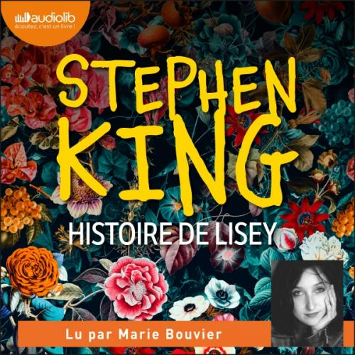 Histoiredelisey Livreaudio Audiolib Cover