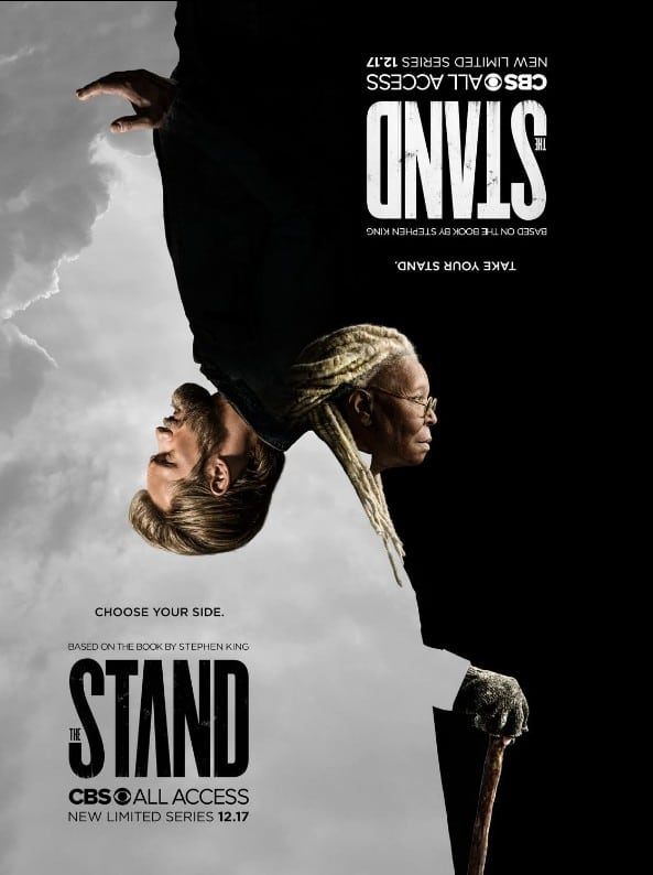 Lefleau Thestand Poster America