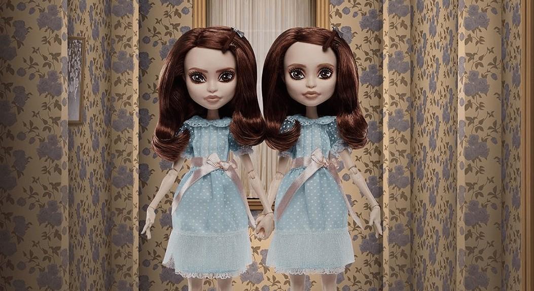 Mattel Stephenking Dolls Shining Twin Grady 01