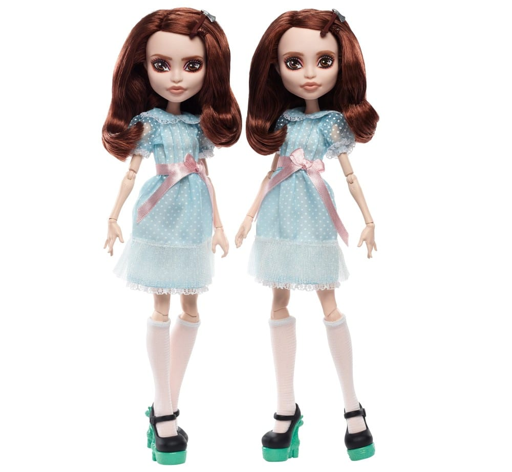Mattel Stephenking Dolls Shining Twin Grady 02