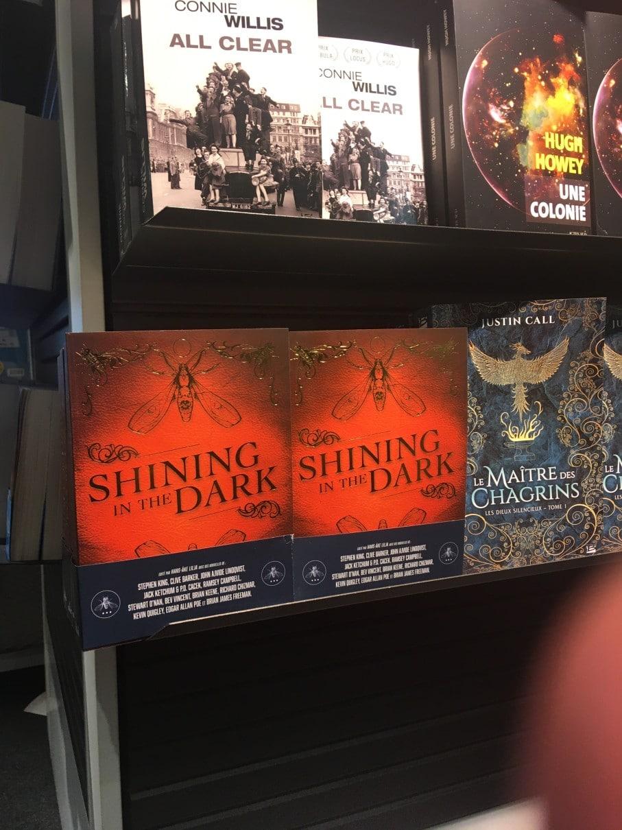 Shininginthedark Librairie