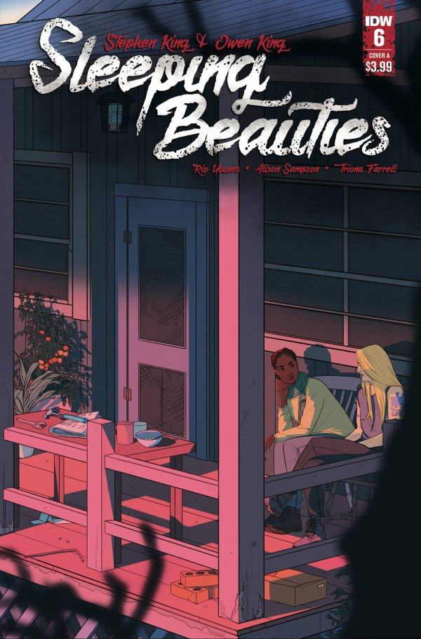 Sleepingbeauties 6 Comicbook Idwpublishing