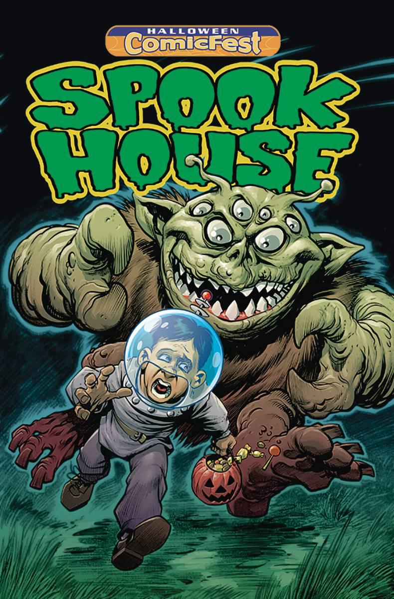 Spookhouse Halloween Parodie Ca 00