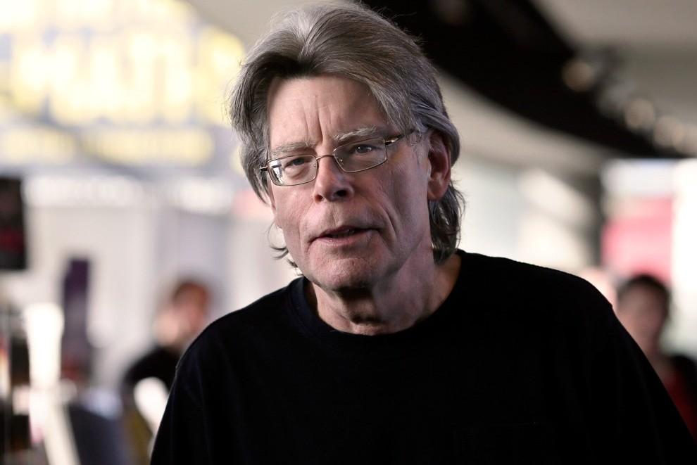 Stephen King Visite Paris Novembre 2013