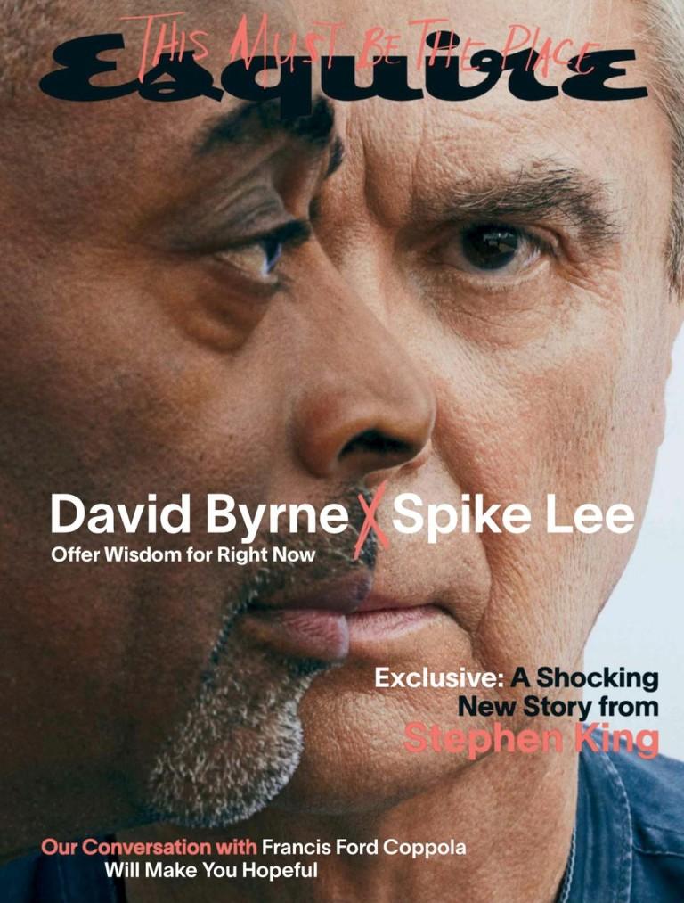Stephenking Esquire Octobre Novembre2020