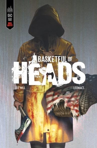 Basketful Of Heads Urbancomics