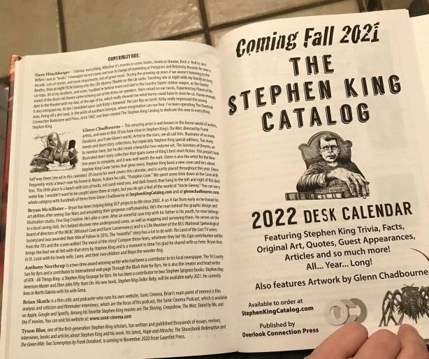 Calendrierstephenking 2021 Overlookconnection 02