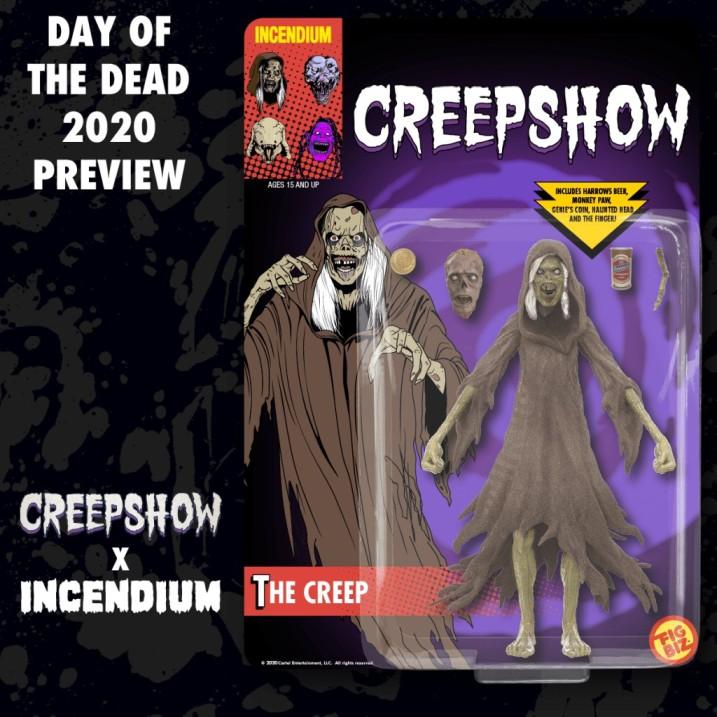 Figurine Incendium Creepshow Creep