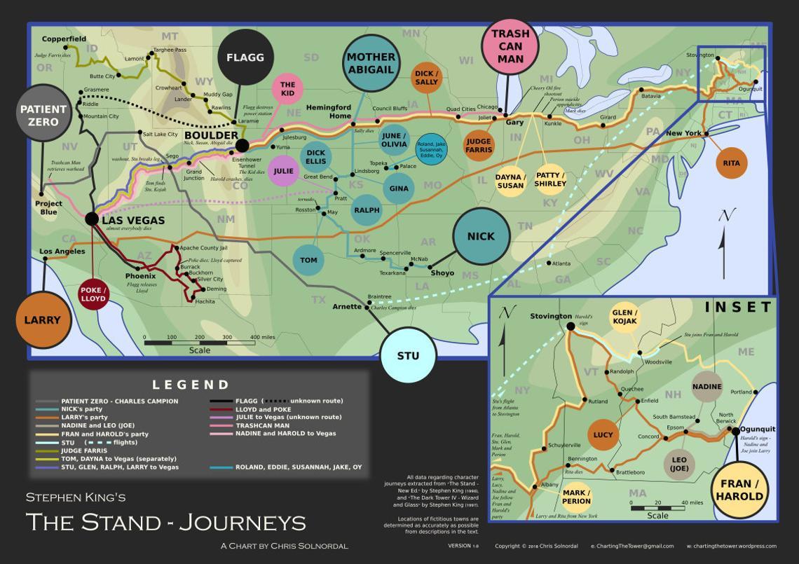 Infographie Cartes Lefleau