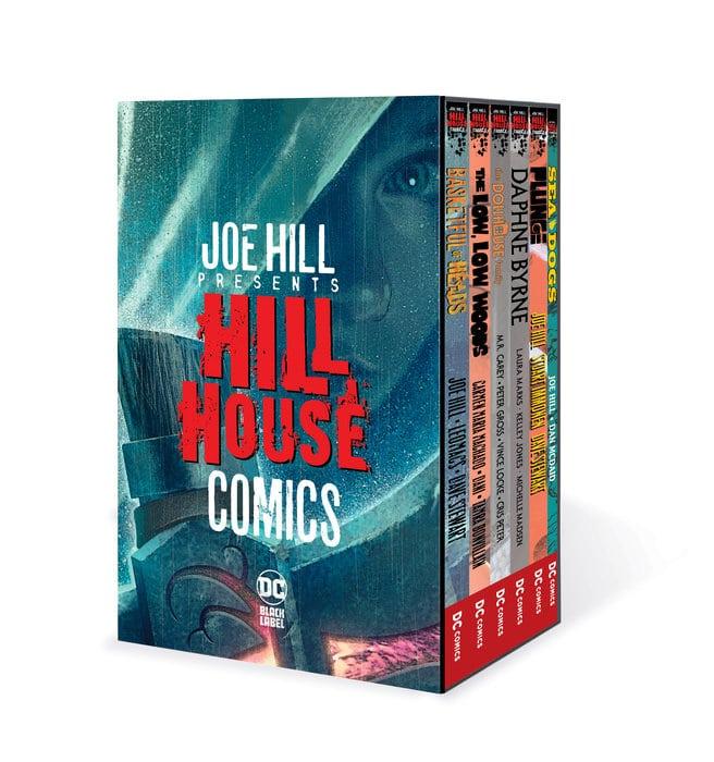 Joehill Hillhouse Boxset Coffret Americain