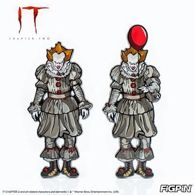 Pins Pennywise Figpin 01