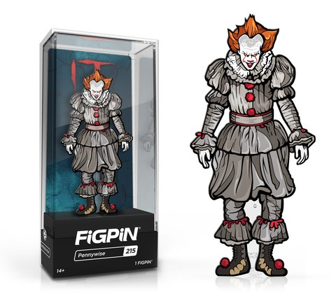 Pins Pennywise Figpin 02