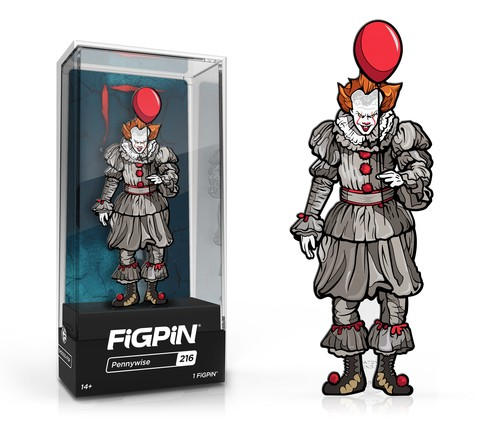 Pins Pennywise Figpin 03