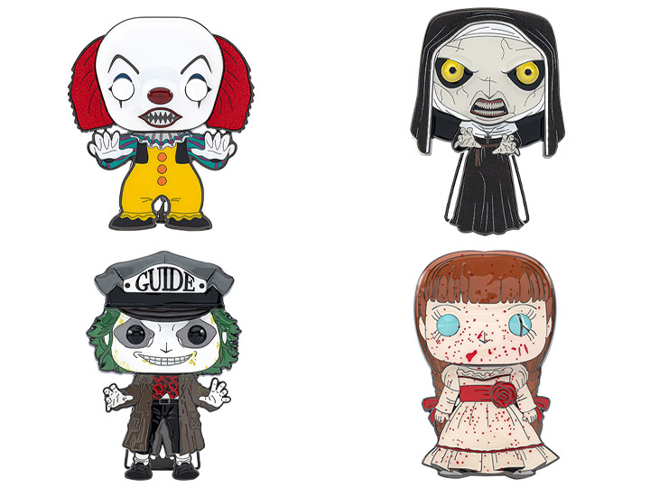 Pins Pennywise Funko Grippesou 01