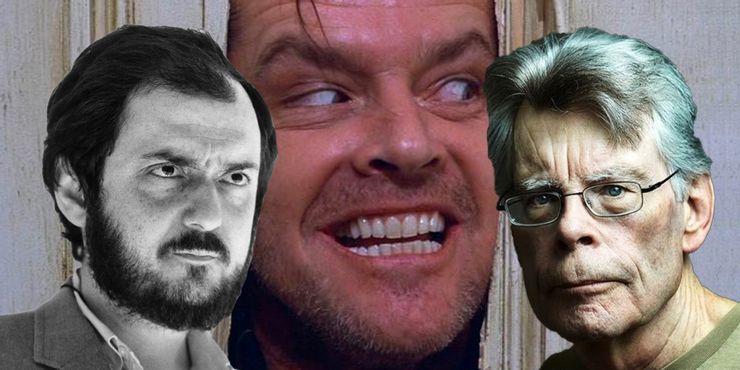Shining Stephenking Kubrick