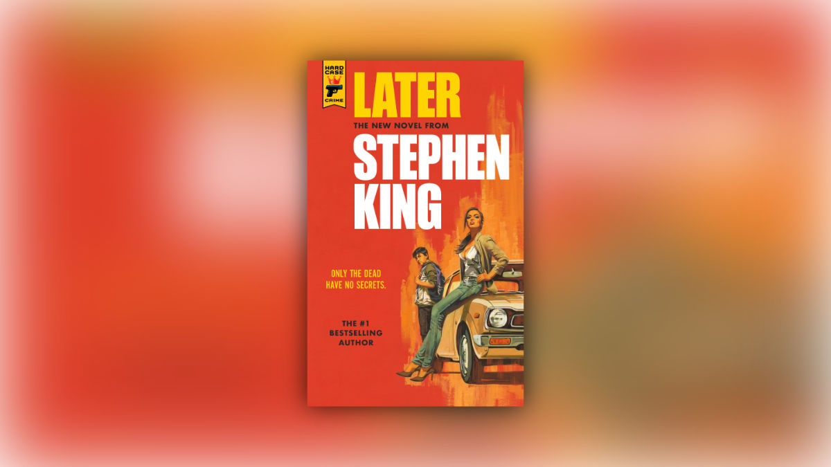 Stephenking Couverture Later Editionlimitee