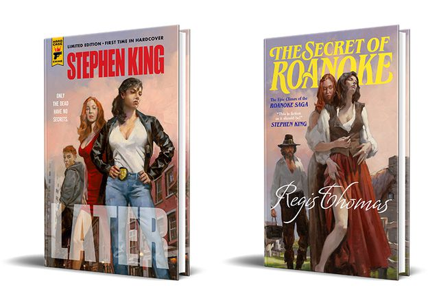 Stephenking Later Edition Limitee Couvertures