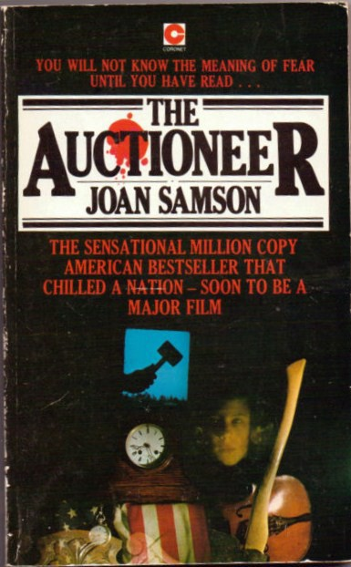 The Auctioneer Suntup Limited Edition Joan Samson Paperback2