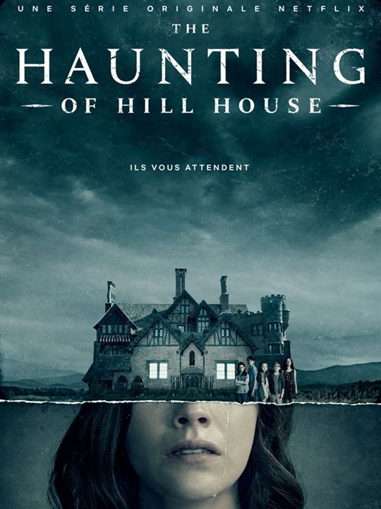 Thehauntingofhillhouse Movie Poster