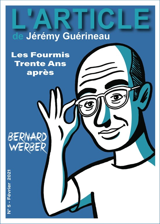 Bernard Werber Lamiroy Fourmis Trente Ans Apres