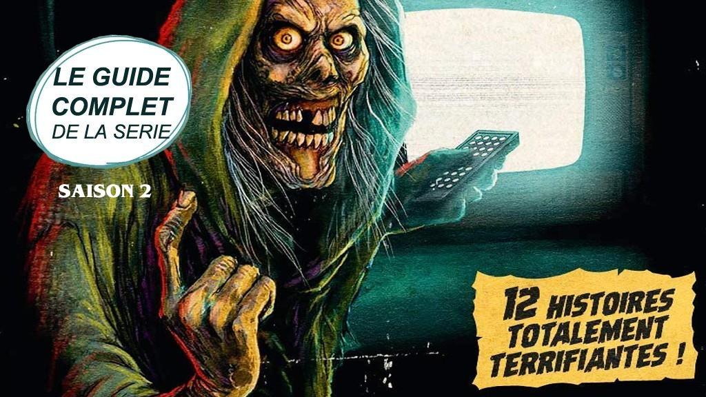 Creepshow Guide Saison2