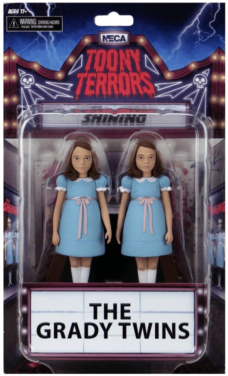 Neca Toony Terrors Horror Grady Twins2