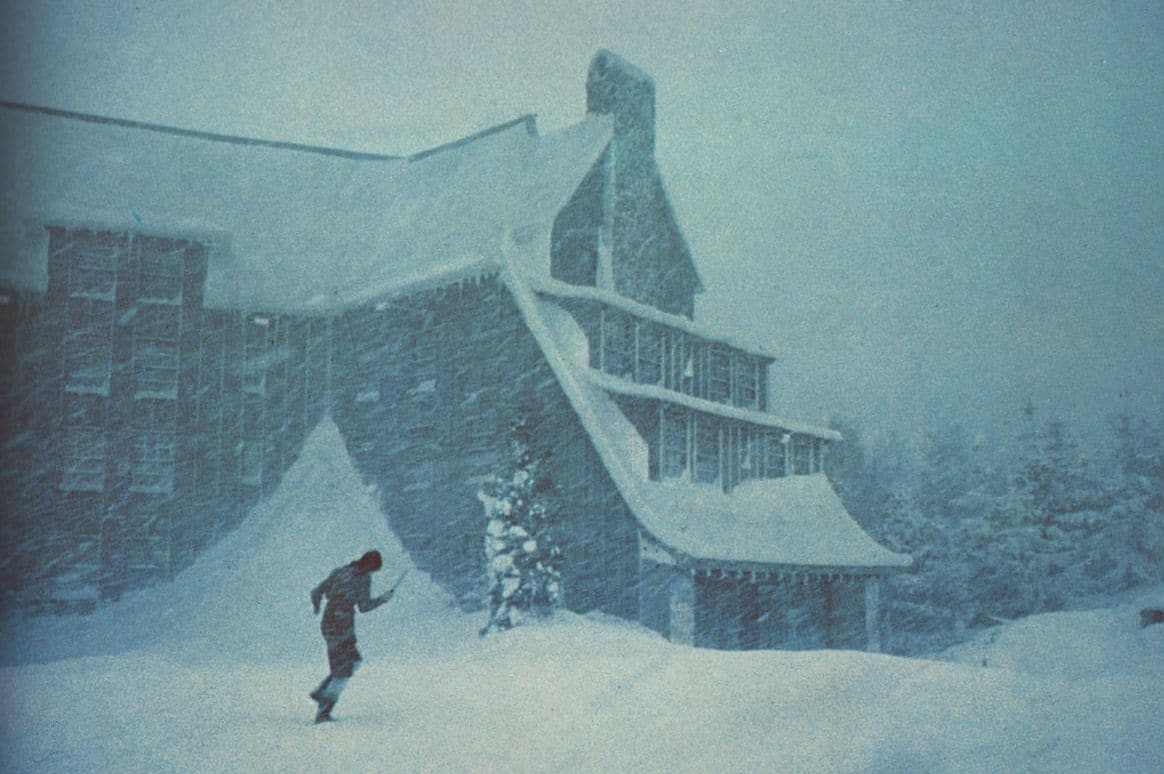 Shining Hotel Timberline Lodge