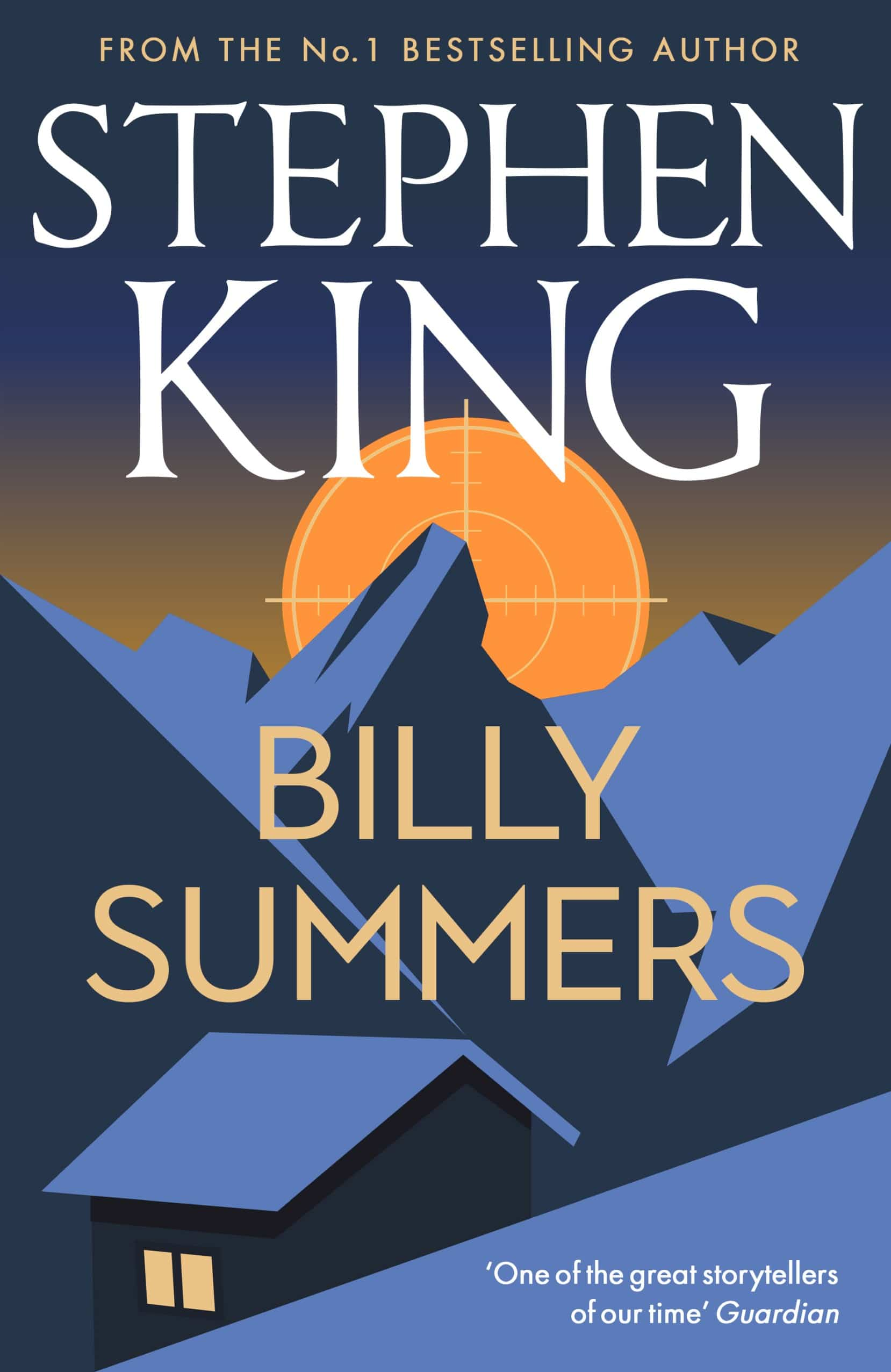 Stephenking Billysummers Hodder Couverture Uk Grand
