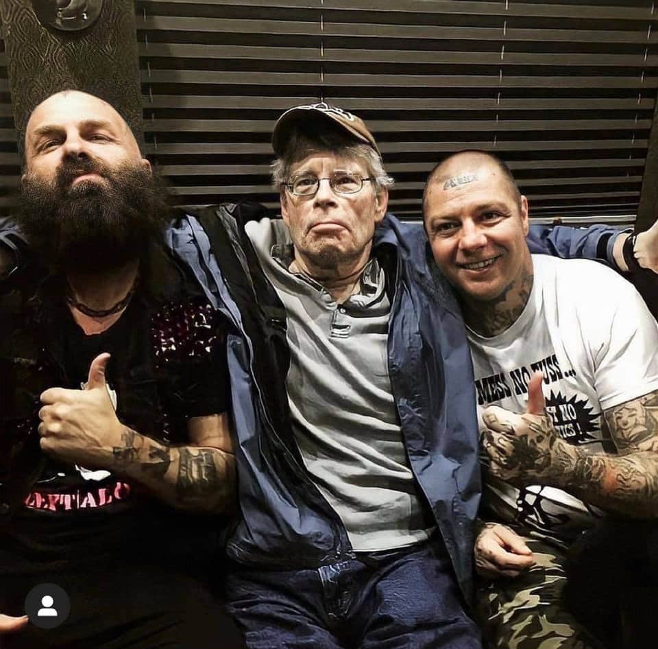 Stephenking Concert Rancid Maine 2017 01