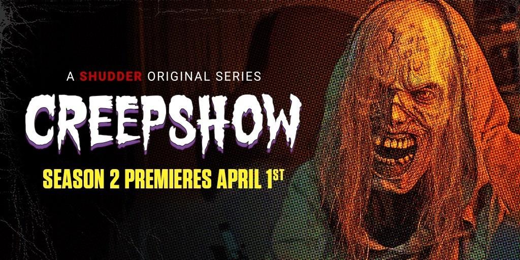 Creepshow Saison2 Serie Avril Shudder