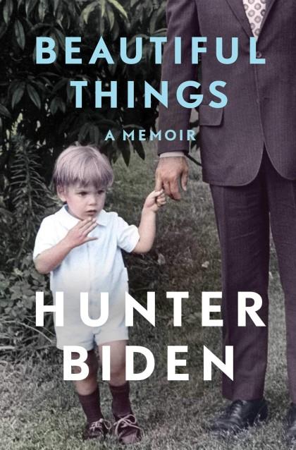 Hunterbiden Memoirs Couverture 01