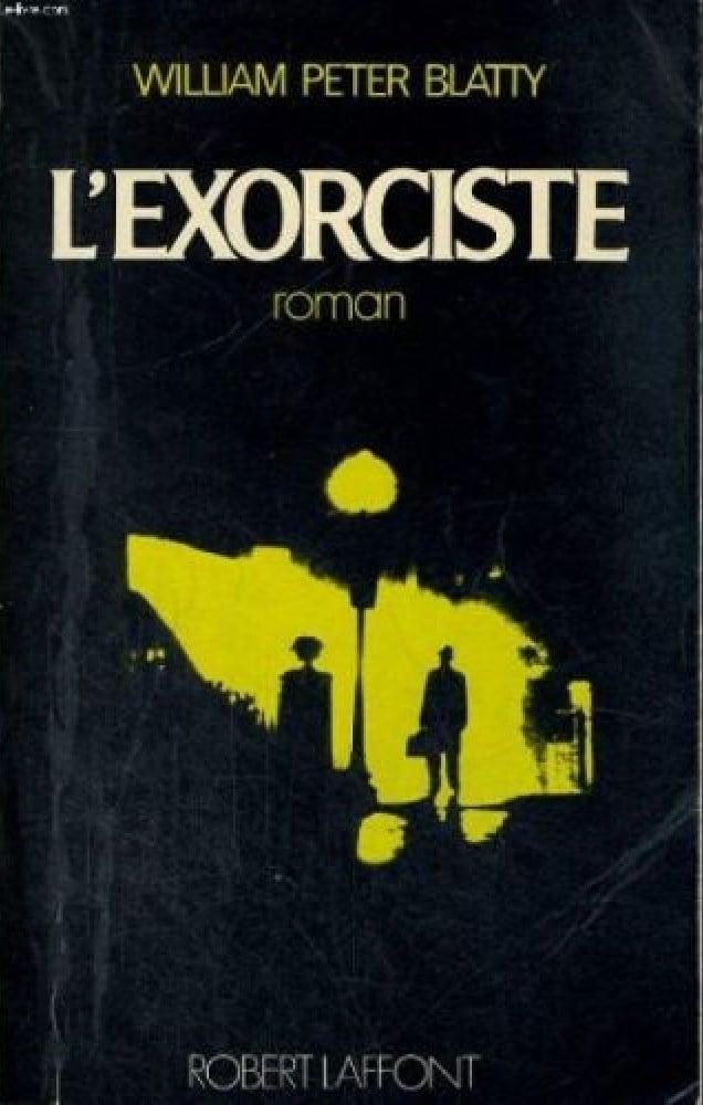 Lexorciste Robertlaffont Poche 1971