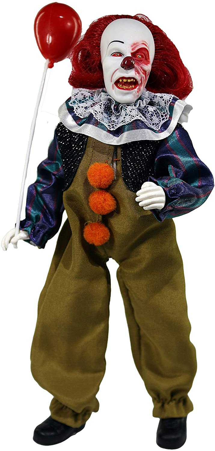 Mego Figurine Grippesou Pennywise 1990 Version2020 Photo3