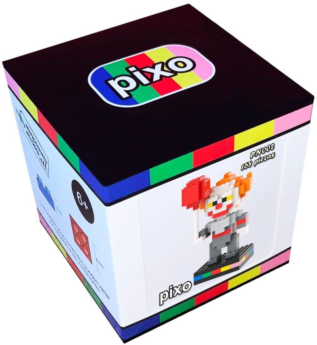 Pennywise Pixo Comme Lego2