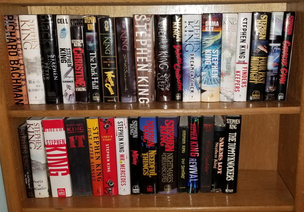 Stephen King First Editions Collection 02