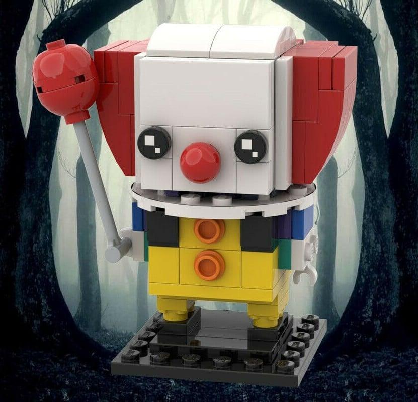 Ca Grippesou 3 Lego Jacktorrance Non Officiel