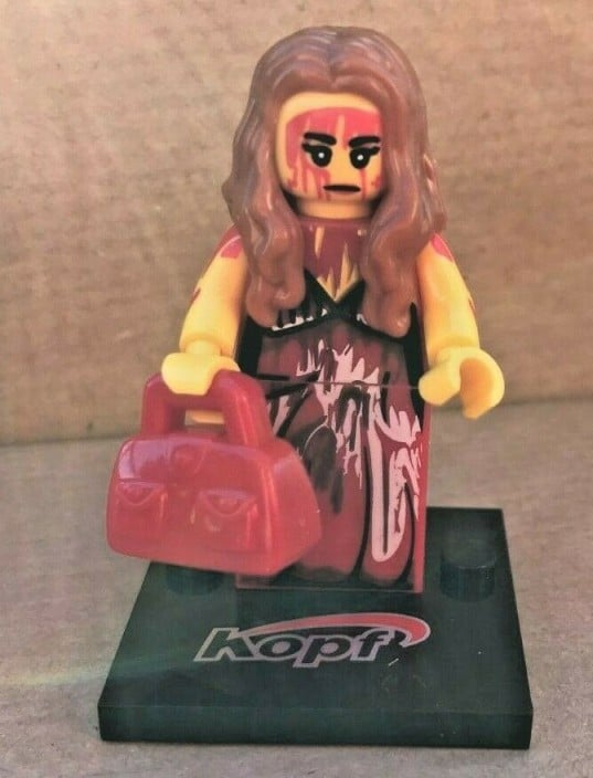 Carrie Lego Jacktorrance Non Officiel