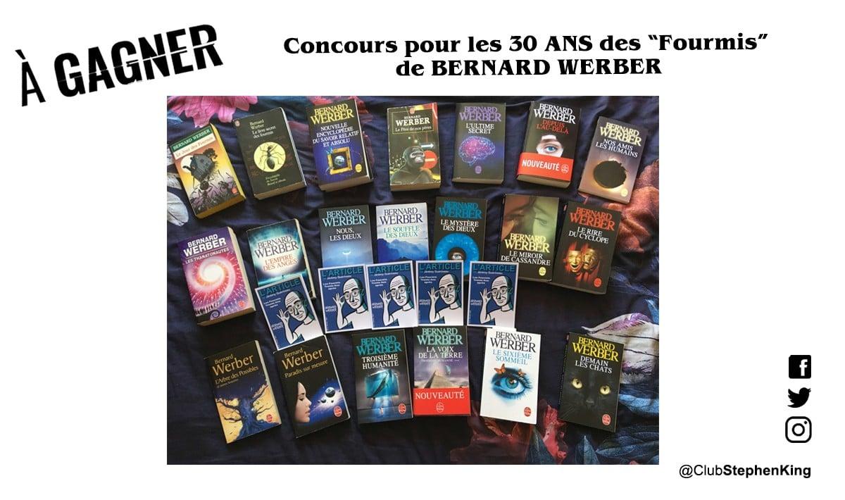 Concours Bernard Werber 30 Ans Fourmis Visuel