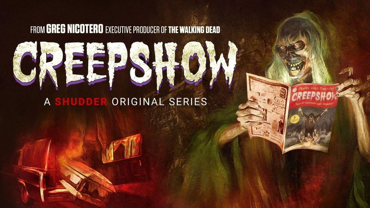 Creepshow Saison2 Poster