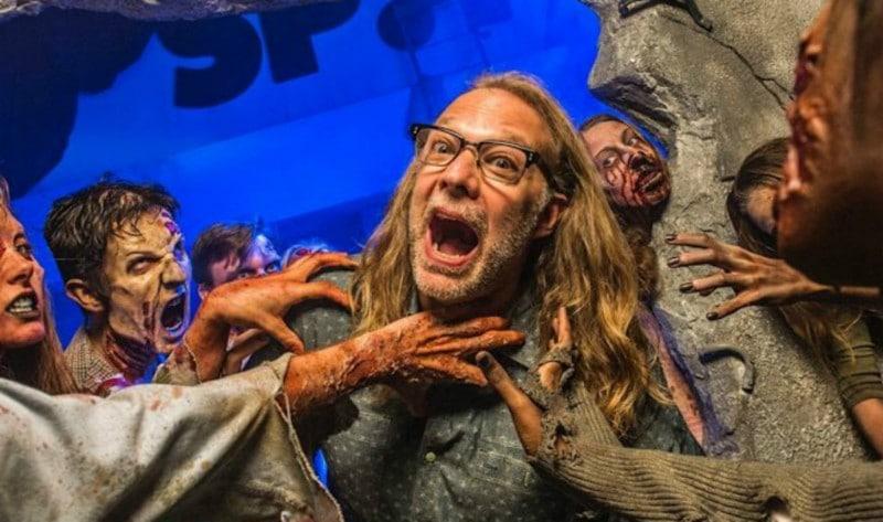 Greg Nicotero Zombies