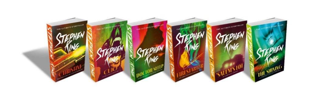 Hodder Stephenking Reissue