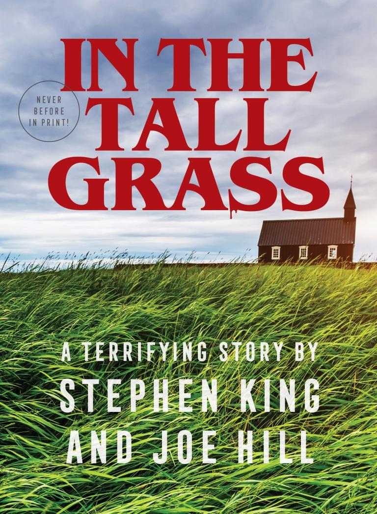 Inthetallgrass Stephenking Joehill Independantbookstores